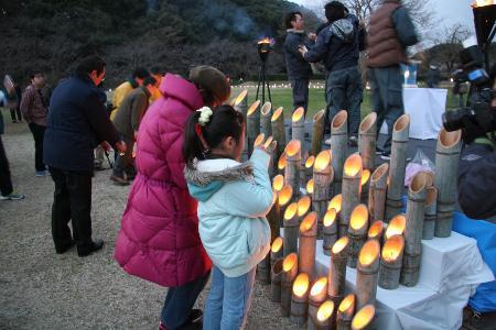 熊本と東日本大震災