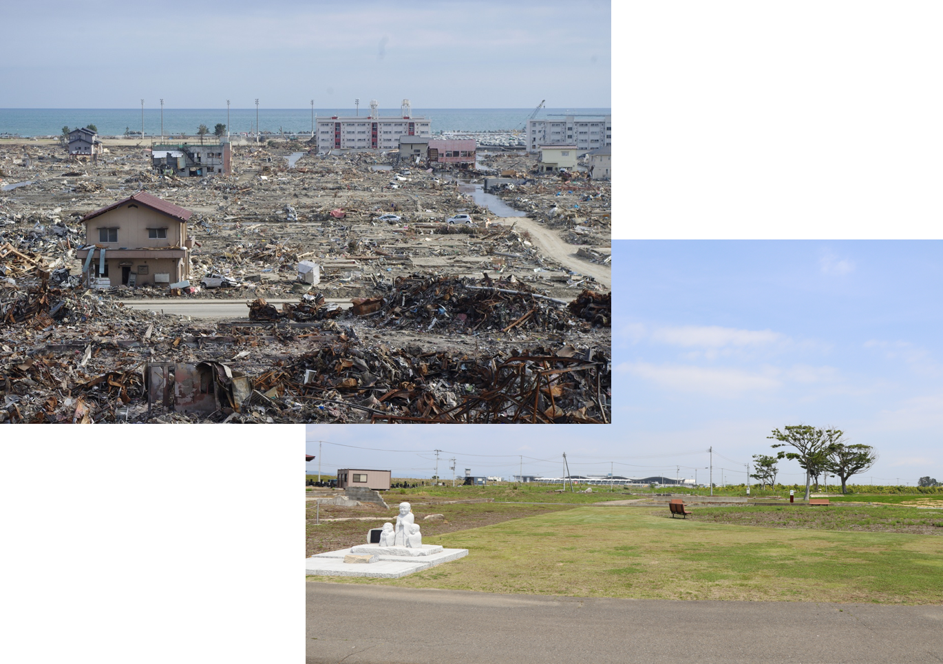 Recent situation of ishinomaki